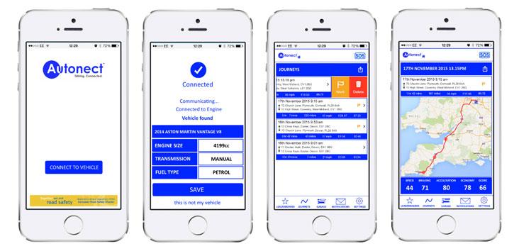 Autonect ProLink OBD Real-Time Car Diagnostics