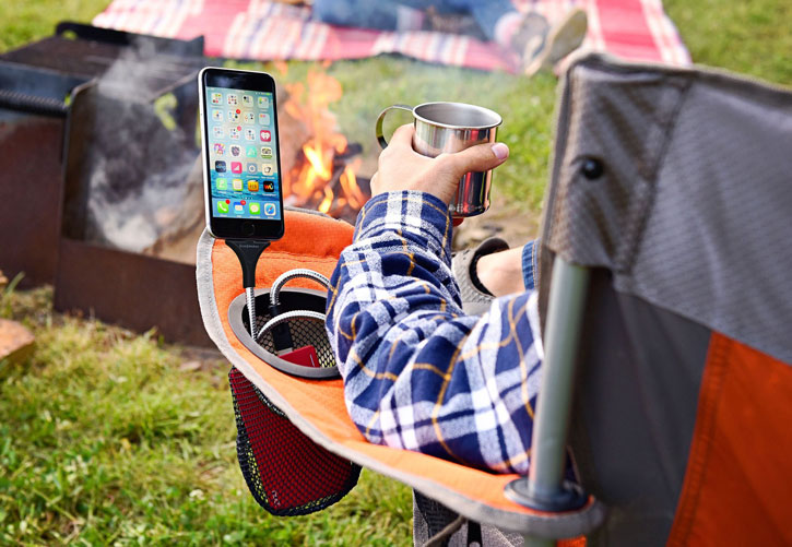 Fuse Chicken Bobine Flexible iPhone MFi Charge & Sync Lightning Dock