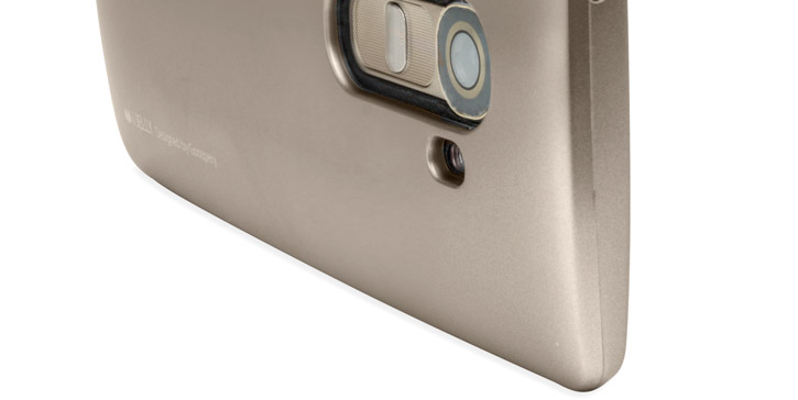 Mercury Goospery iJelly LG G4 Gel Case - Metallic Gold