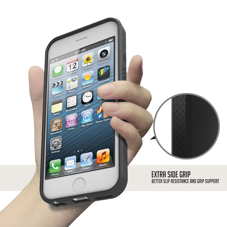 Obliq Flex Pro iPhone 6S Plus / 6 Plus Case - Black