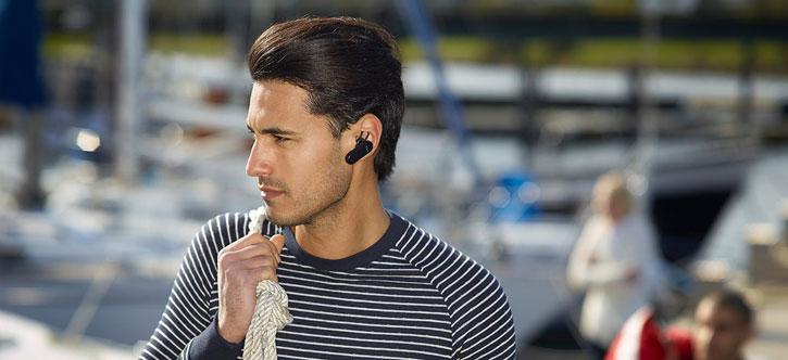 Sony Bluetooth Headset Mono MBH20 - Black