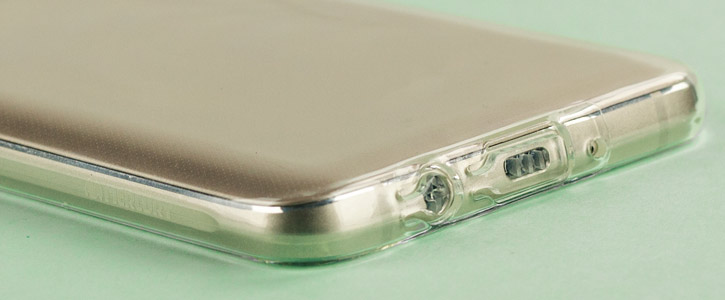 Mercury iJelly Goospery Samsung Galaxy J5 2015 Gel Case - Clear
