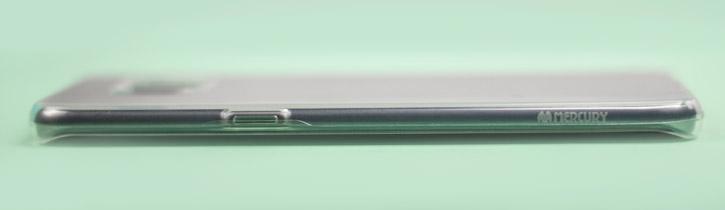 Mercury Goospery Jelly Samsung Galaxy S6 Edge Plus Gel Case - Clear