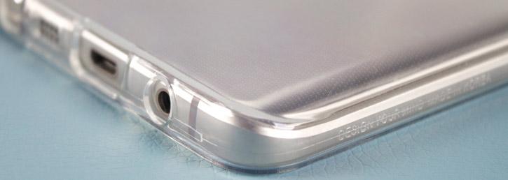 Mercury Goospery Jelly Samsung Galaxy Note 5 Gel Case - Clear