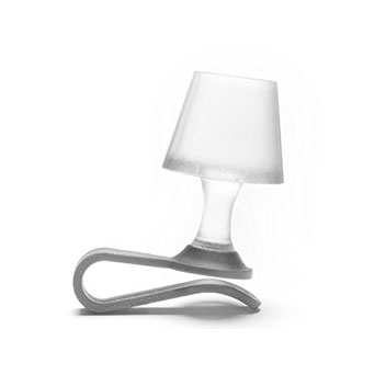 Luma Mobile Phone Night Light - Grey