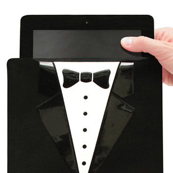 Tuxedo Smart Suit Universal Fitting Tablet Cover