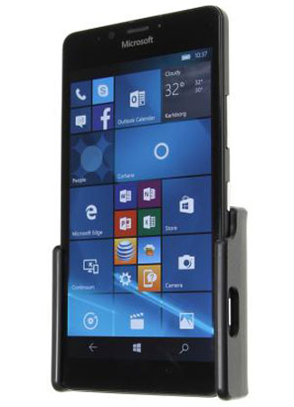 Brodit Passive Microsoft Lumia 950 In-Car Holder with Tilt Swivel