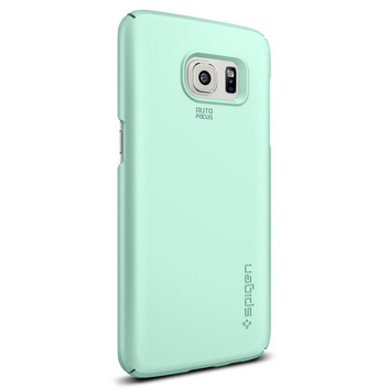 Spigen Thin Fit Samsung Galaxy S7 Edge Case - Mint