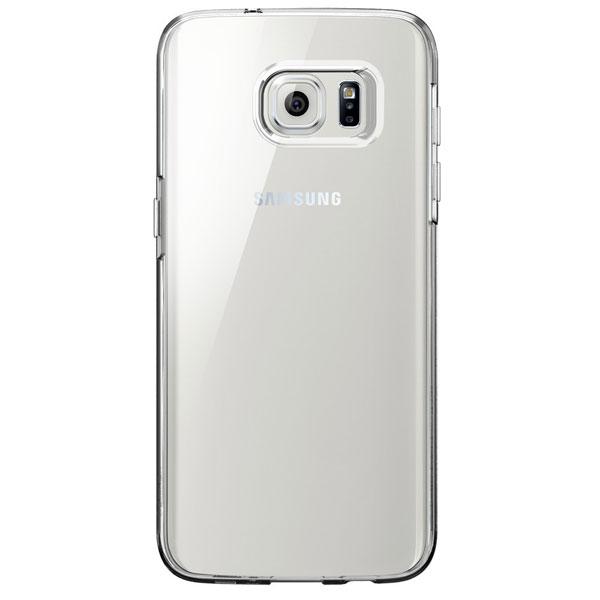 Spigen Liquid Crystal Samsung Galaxy S7 Edge Case - Clear