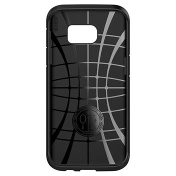 Spigen Tough Armor Samsung Galaxy S7 Edge Case  - Gunmetal