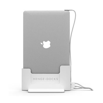 Henge Docks MacBook Air 13 inch Retina Vertical Metal Docking Station