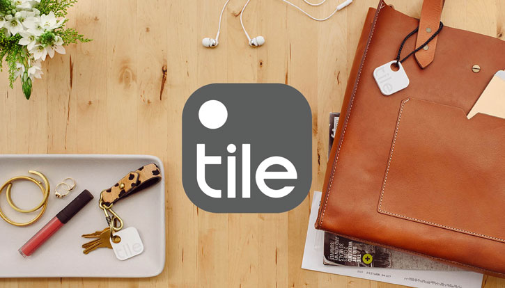 Tile Bluetooth Tracker Device - 4 Pack
