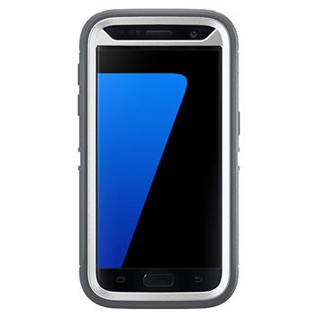 OtterBox Defender Series Samsung Galaxy S7 Case - Glacier