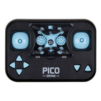 Nano Drone Arcade PICO avec Lumières LED et housse de transport