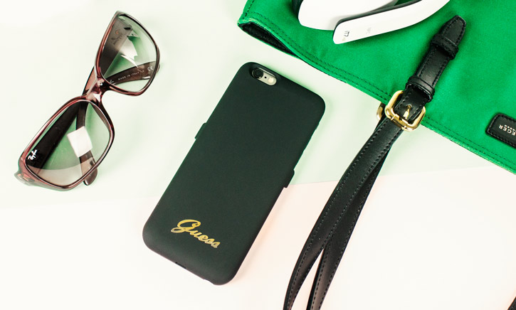 Guess iPhone 6S / 6 Battery Case - Black