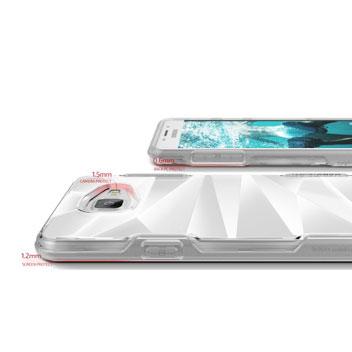 VRS Design Shine Guard Samsung Galaxy A5 2016 Case - Crystal Clear
