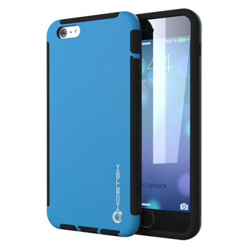 Ghostek Blitz iPhone 6S / 6 Rubberised Case - Blue