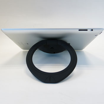 SpinPadGrip Universal Smarthandle & Desk Stand - Black