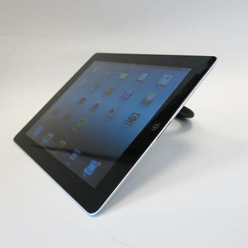 SpinPadGrip Universal Smarthandle & Desk Stand - Black