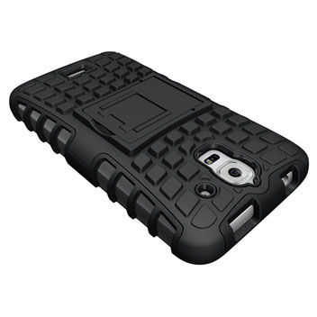ArmourDillo Huawei Y3 Tough Case - Black