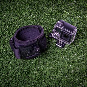Jivo Go Gear Cuff GoPro Wrist Mount