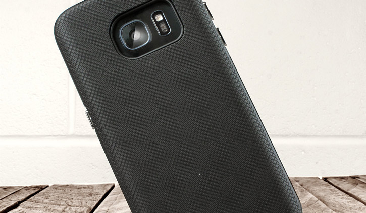Olixar Rugged Samsung Galaxy S7 Case - Black