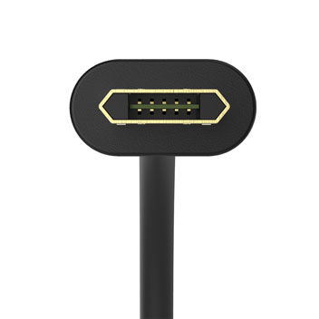 Scosche StrikeDrive Reversible Fast Micro USB Car Charger - Black