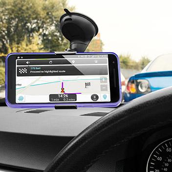 Olixar DriveTime Nexus 5X Car Holder & Charger Pack