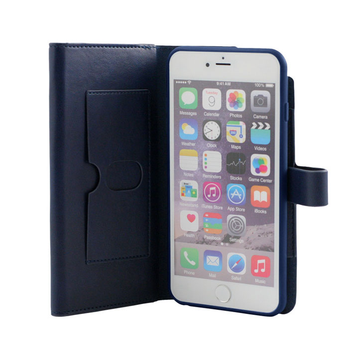 Prodigee Legacee iPhone 6S / 6 Eco-Leather Wallet Case - Royal Blue