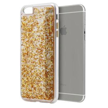 Prodigee Scene Treasure iPhone 6S Plus / 6 Plus Case - Gold Sparkle