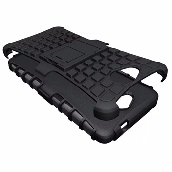 ArmourDillo Microsoft Lumia 650 Protective Case - Black