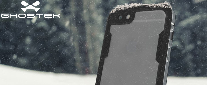 Ghostek Atomic 2.0 iPhone 6S Plus / 6 Plus Waterproof Tough Case - Space Grey