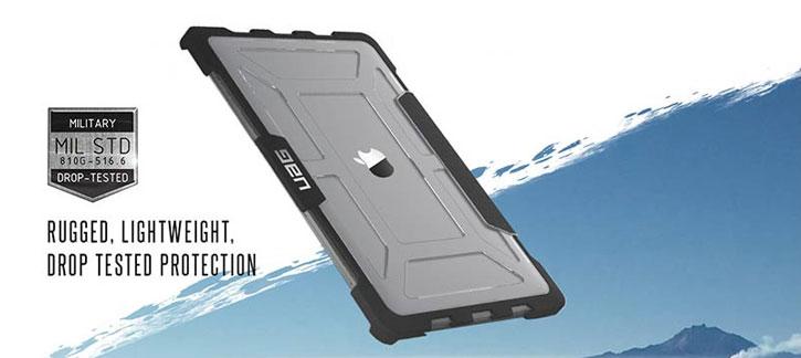 buy popular 67919 6ede7 UAG MacBook Pro 15 Inch Retina Display Tough Protective Case - Ice