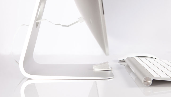iMacompanion Front Facing USB 3.0 iMac Port - Silver
