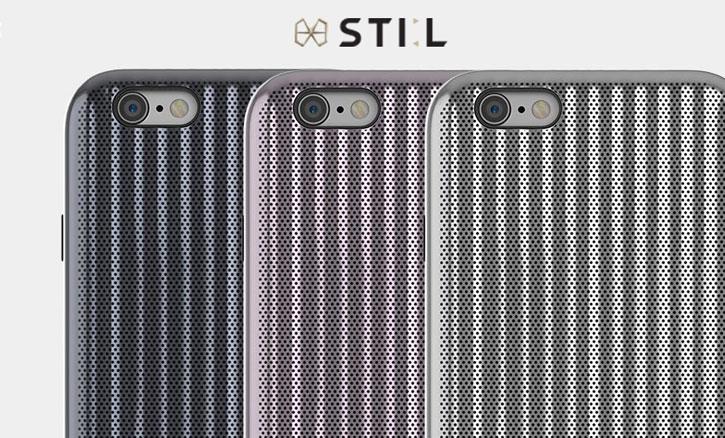STIL Mind Jet Set iPhone 6S / 6 Case - Silver