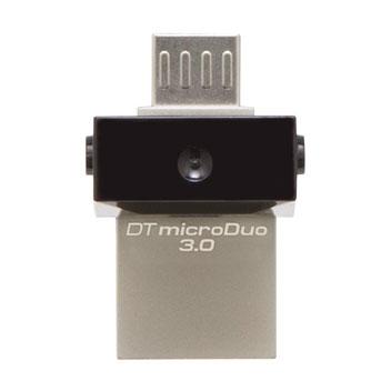 Kingston DataTraveler microDuo 3.0 Micro USB & USB Memory Stick - 16GB