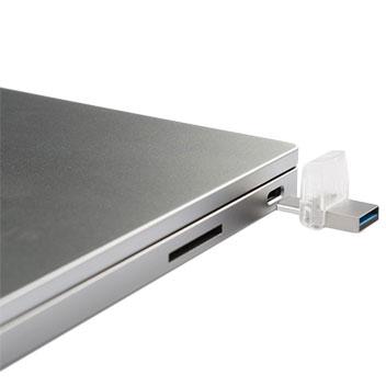 Clé USB et USB-C Kingston DataTraveler MicroDuo 3C – 32Go