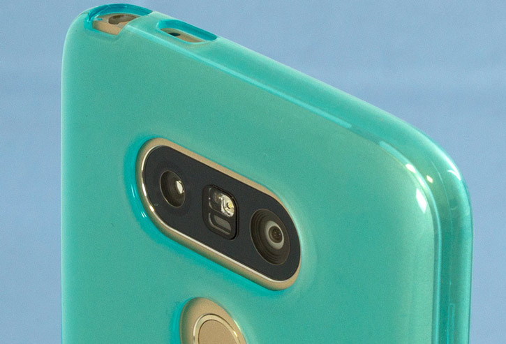 FlexiShield LG G5 Gel Case - Blue