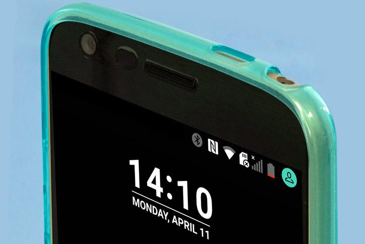 FlexiShield LG G5 Gel Case - Blue