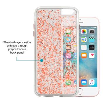 Prodigee Scene Treasure iPhone 6S  Plus / 6 Plus Case - Rose Gold