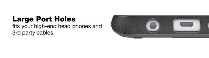 Patchworks Flexguard Samsung Galaxy S7 Case - Black