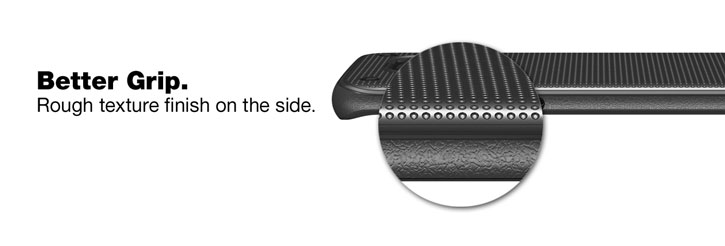 Patchworks Flexguard Samsung Galaxy S7 Edge Case - Black