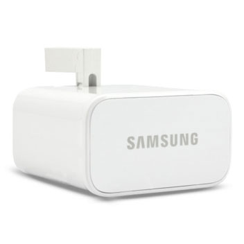 Official Samsung Galaxy J5 Replacement Mains Charger with USB Cable