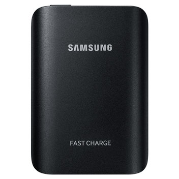 Samsung Portable 5,100mAh Fast Charge Battery Pack - Black