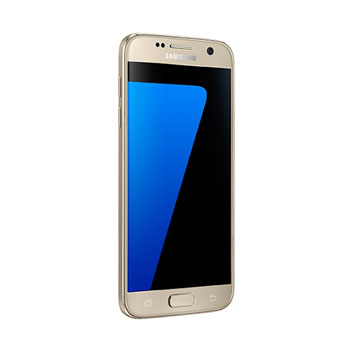 SIM Free Samsung Galaxy S7 Unlocked - 32GB - Gold