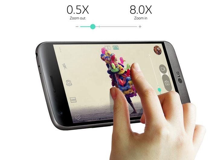 SIM Free LG G5 Unlocked - 32GB - Titan Grey