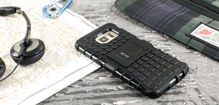 ArmourDillo Samsung Galaxy S7 Protective Case - Black