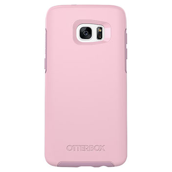 OtterBox Symmetry Samsung Galaxy S7 Edge Case - Pink