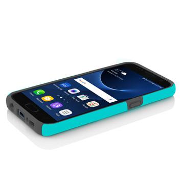 Incipio DualPro Samsung S7 Case - Teal / Grey