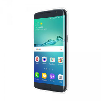 Incipio Octane Pure Samsung S7 Edge Case - Clear